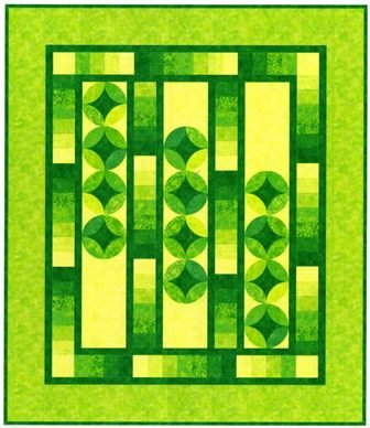 Back Porch Quilting Templates : Pieced Patterns