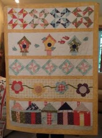 Back Porch Quilts and Designs