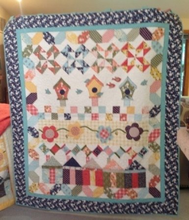 Cotton Candy Quilt Shop