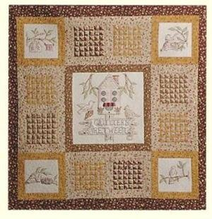 Back Porch Quilting Templates : Quilter s Retweet