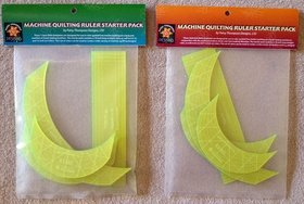 Machine Quilting Ruler Starter Pack by Patsy Thompson