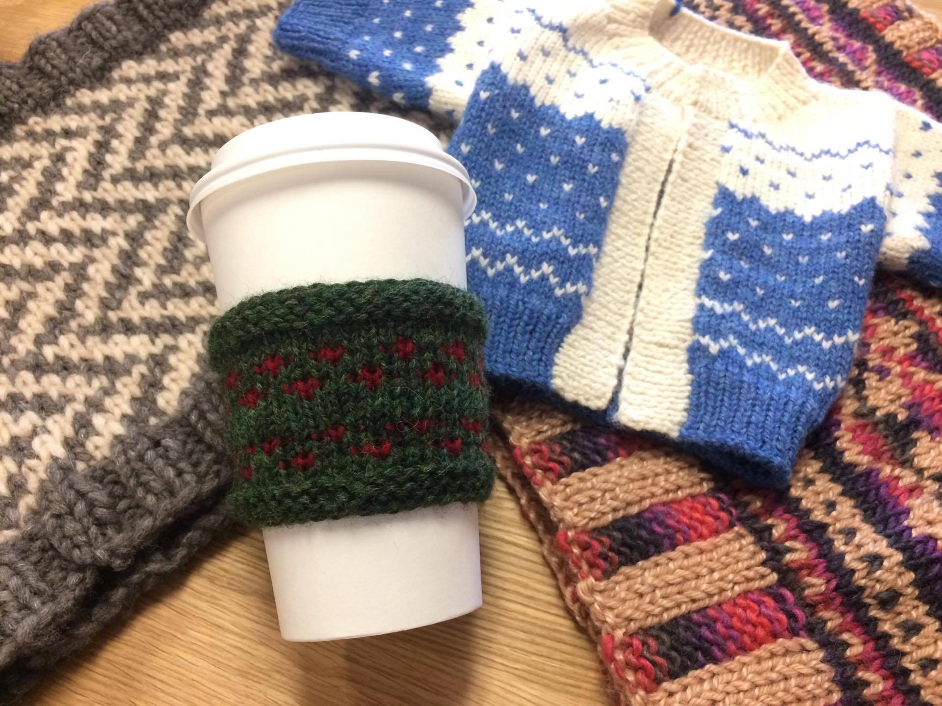 Fair Isle Knitting Tips : Colorwork fair isle
