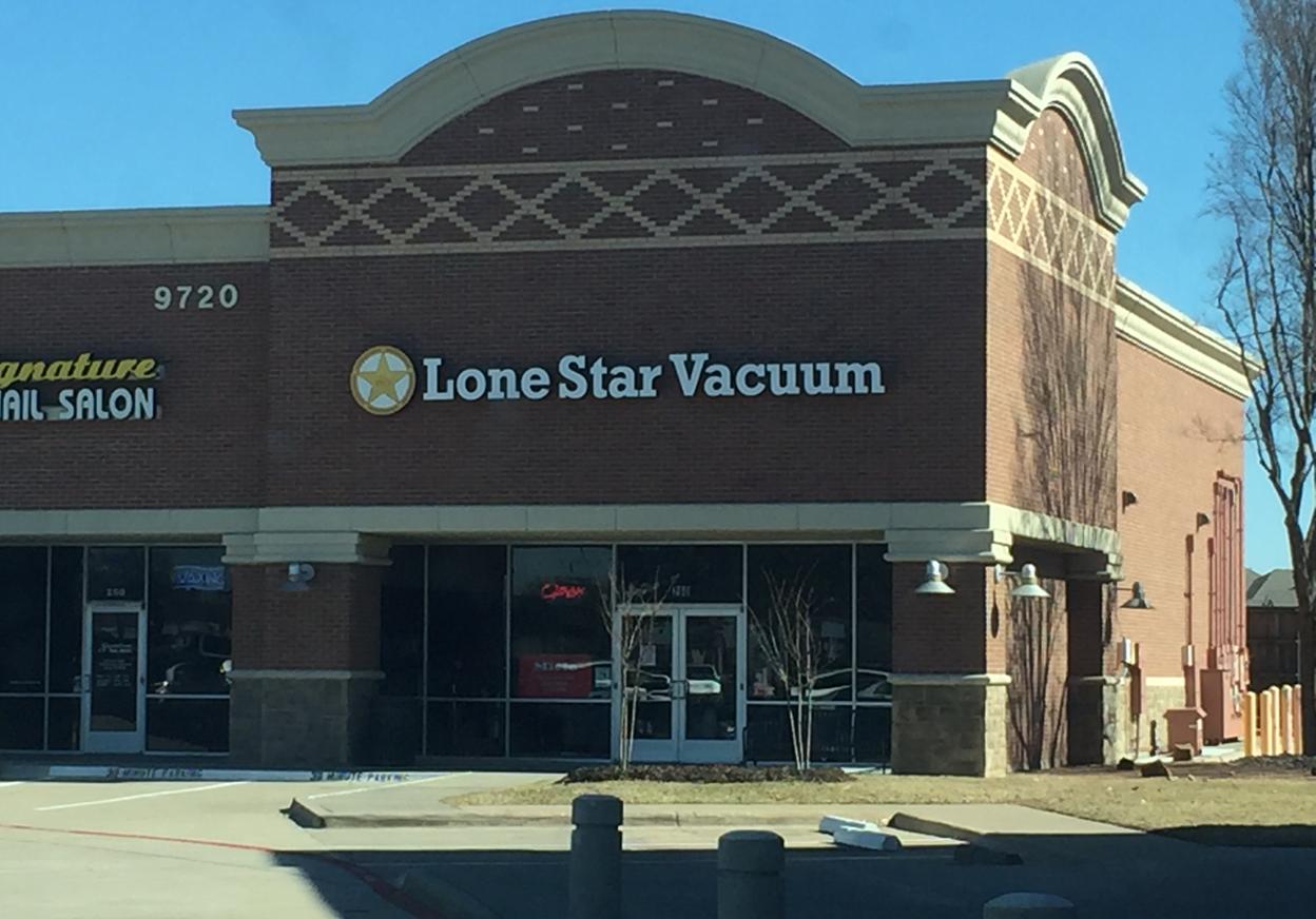 Vacuum Repair Stores Plano Tx Lone Star Vacuum