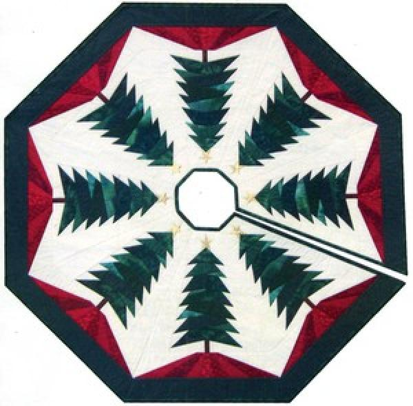 Little Bits Trim The Tree Skirt (T1670255)