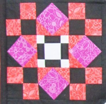 Block of the Month:  Kit for Month 4 of 6