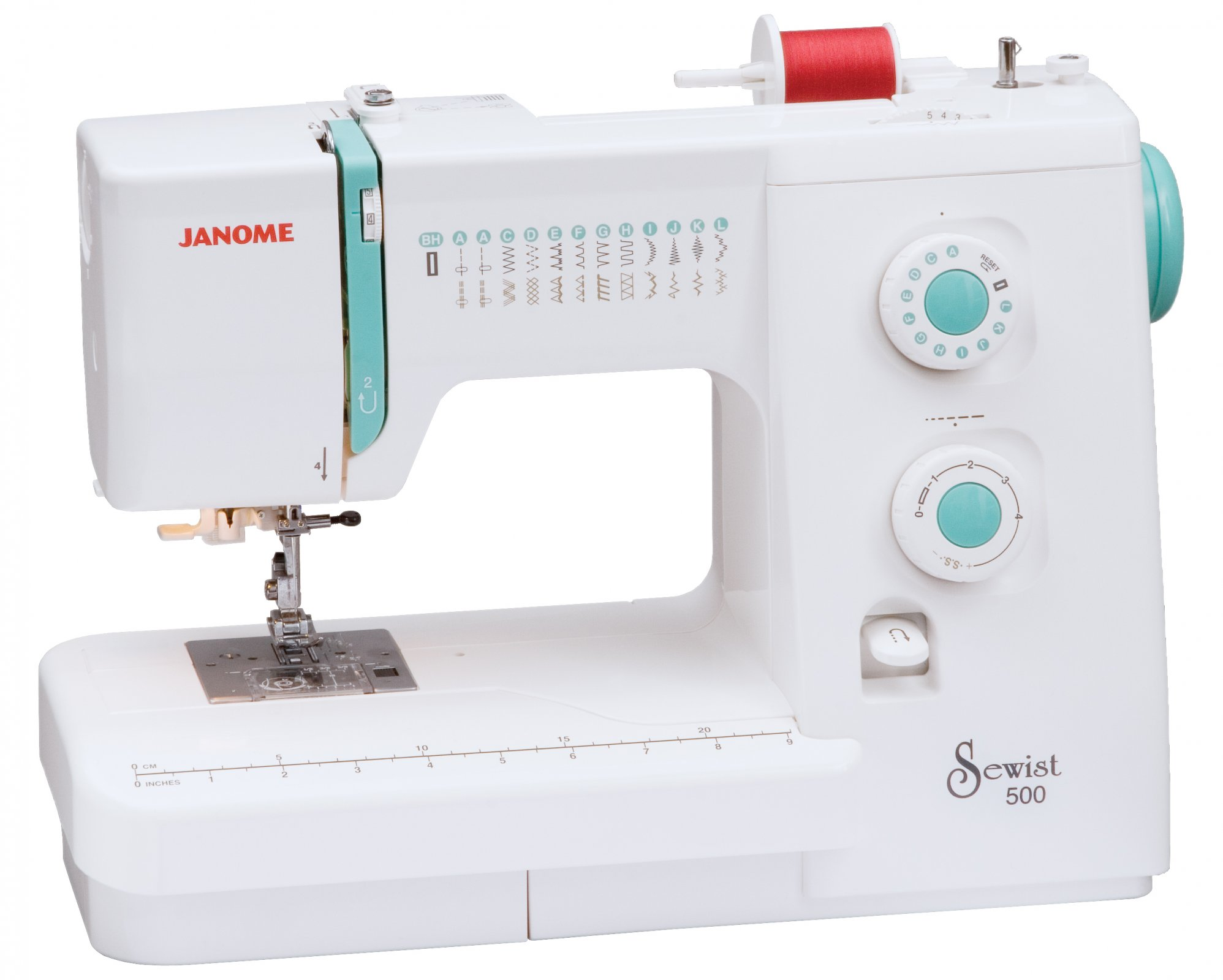 parts for janome sewing machine