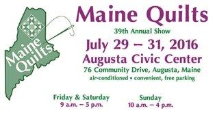 Maine Quilts - maine's premier quilt show