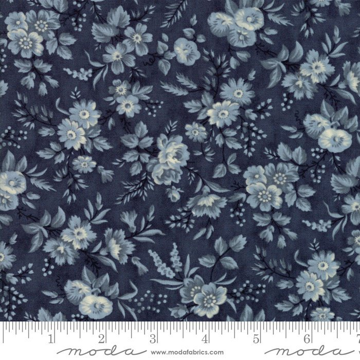 Moda Snowberry | 3 Sisters | Midnight 44142-16