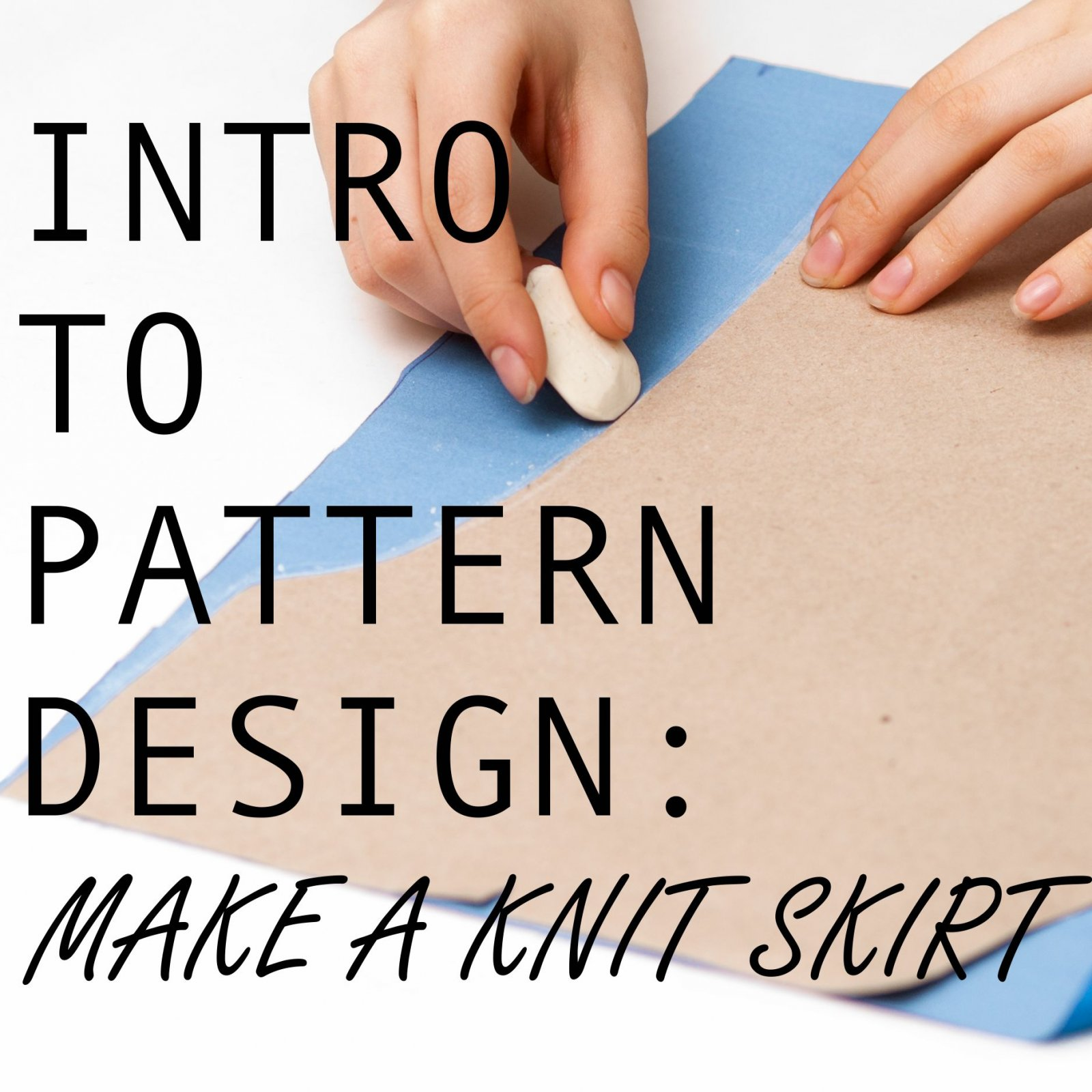 Introductory pattern design make a knit yoga skirt bankloansurffo Images