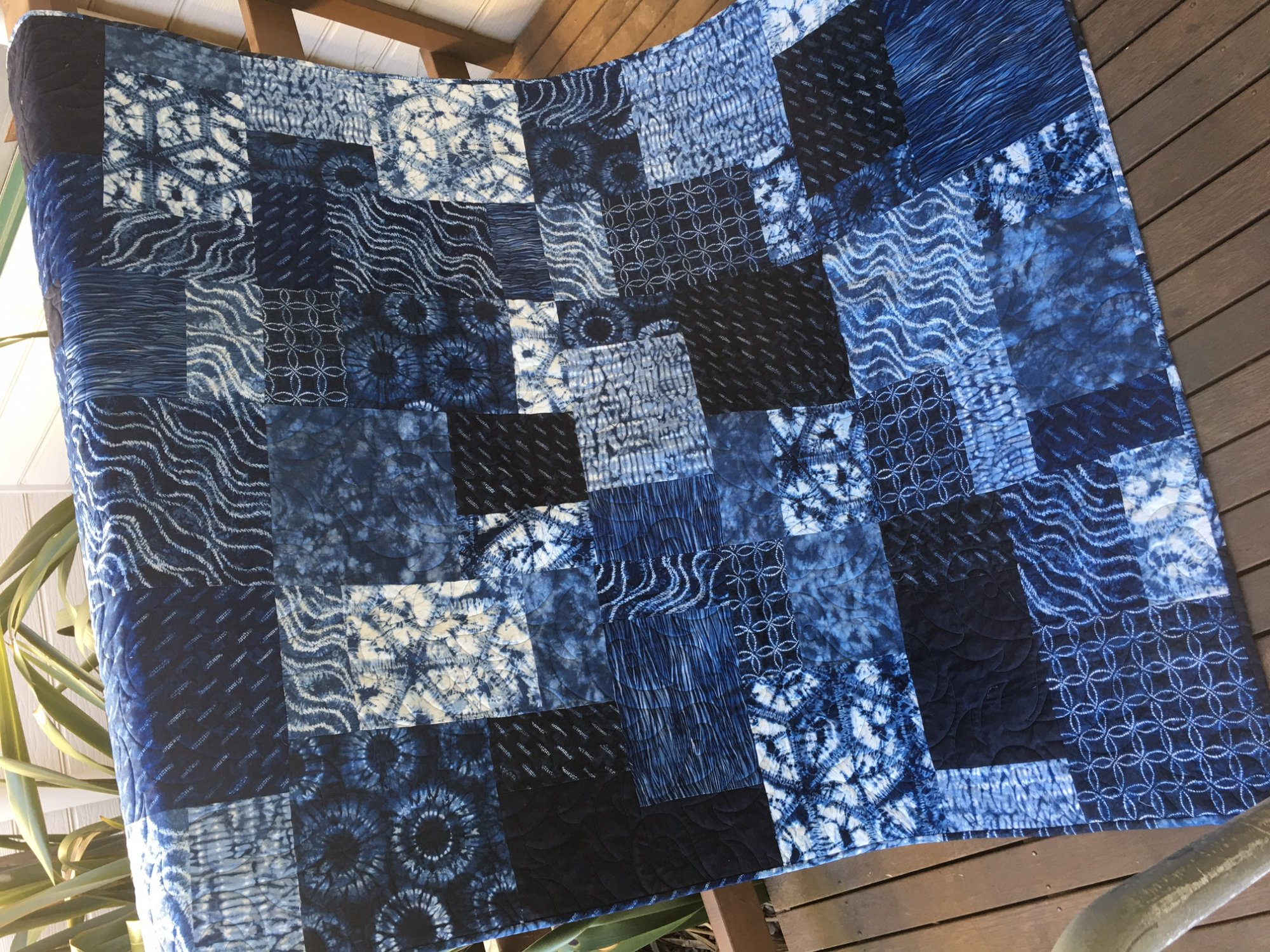 DRAGONS EYE QUILT KIT