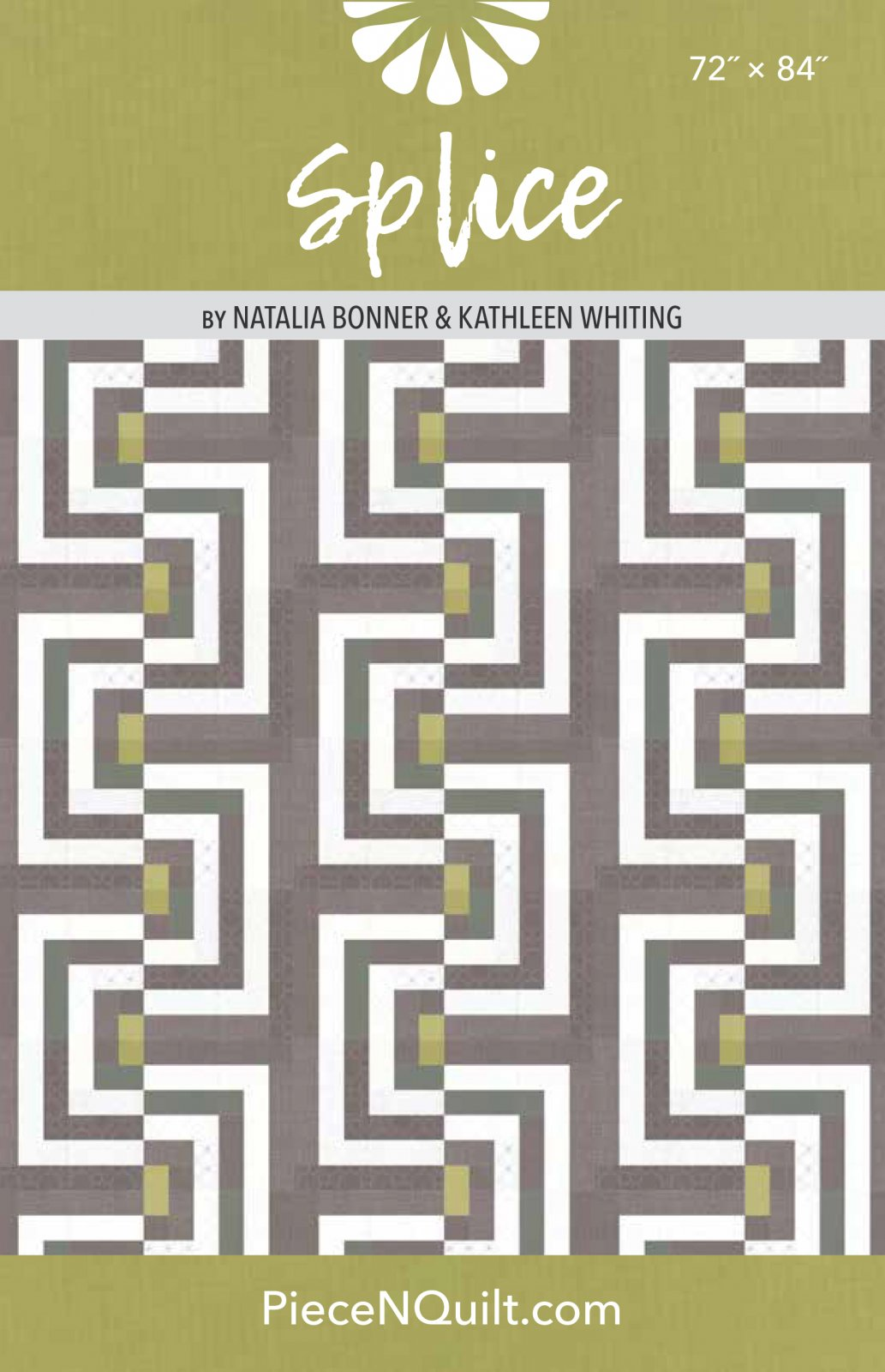 Splice Quilt Pattern - PDF Version