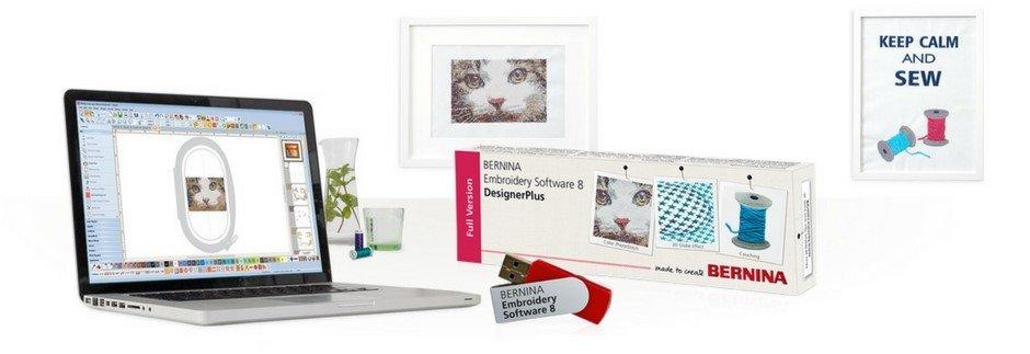 BERNINA Embroidery Software