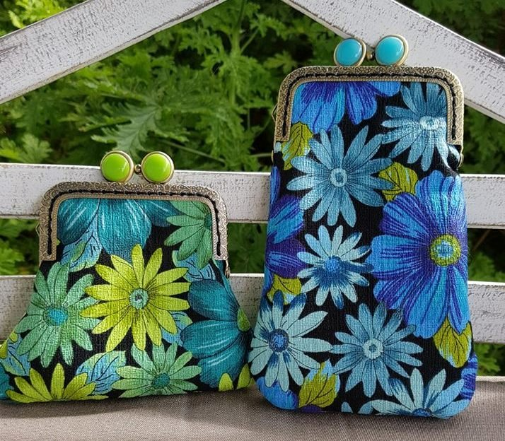 Candy Clasp Purses Pattern