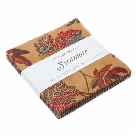 Sycamore Charm Pack