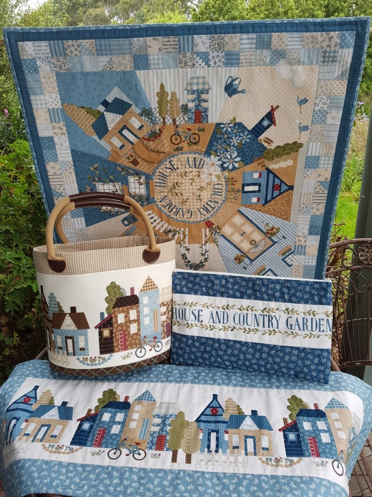 American Country Pattern Set