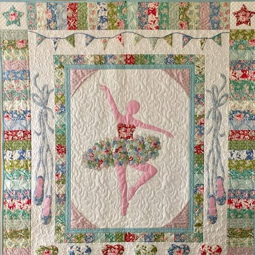 'Pirouette' Quilt Pattern
