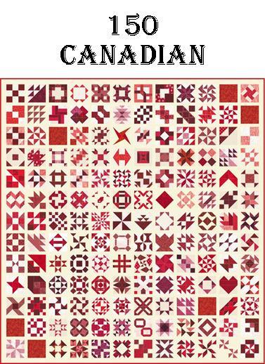 150 Canadian Women Quilt