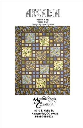 Patterns : arcadia quilt pattern - Adamdwight.com