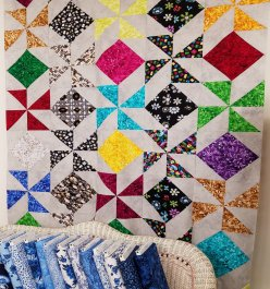 kits at homestead quilting and fabric