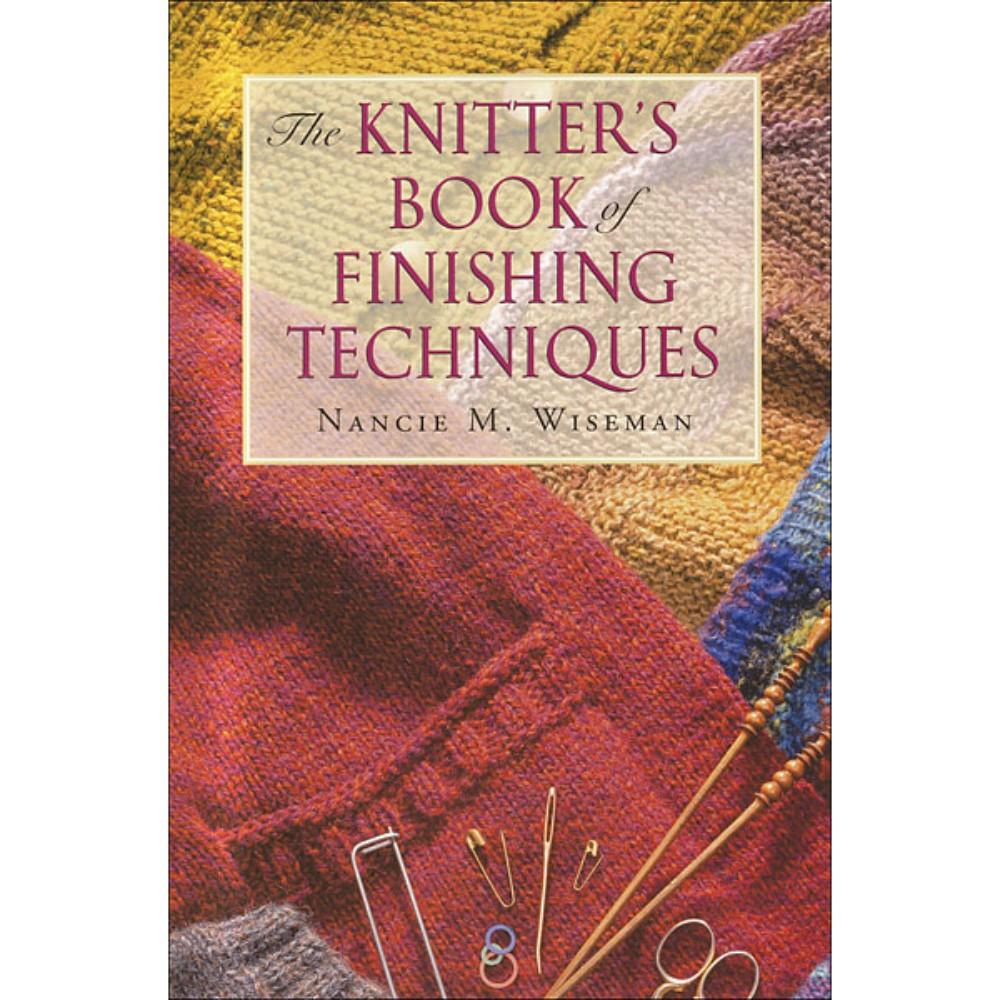 Knitting Techniques Finishing : Knitting
