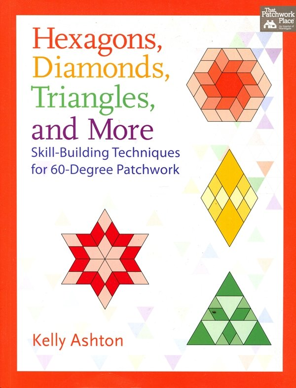 Hexagons Diamonds Triangles and More 369-1