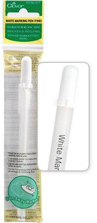 Clover White Marking Pen CL517