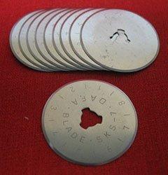 Rotary Cutter Blades  28mm - 10 Blade Bulk Pack