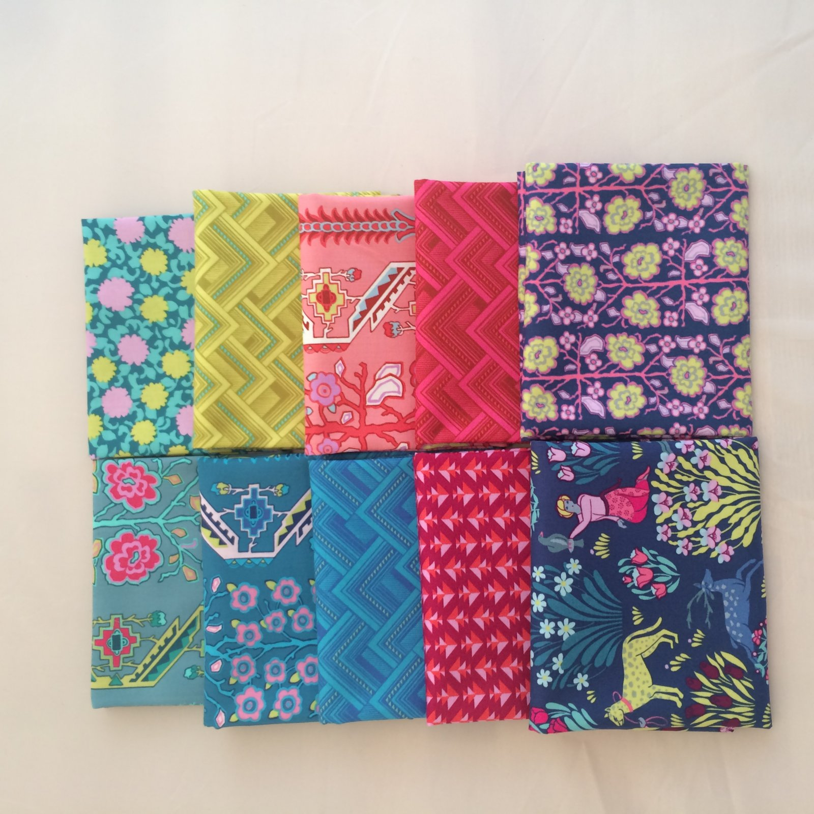 Amy Butler - Splendor - FAT QUARTER bundle