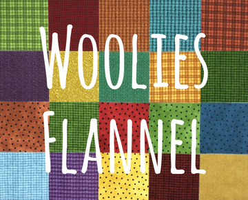 Woolies Cotton Flannel by Maywood Studio