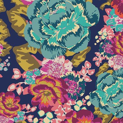 Acqua Di Rose FUS B 200 by Fusions Boho for Art Gallery Fabrics