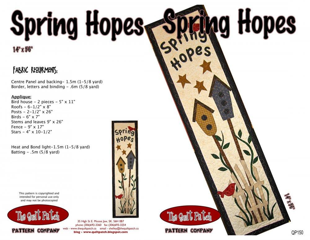 Spring Hopes