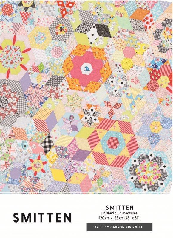 Smitten Pattern by Lucy Carson Kingwell