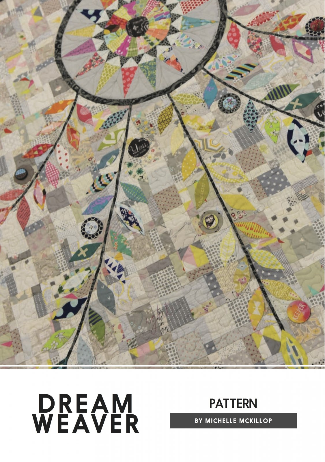 Dream Weaver Pattern by Michelle McKillop