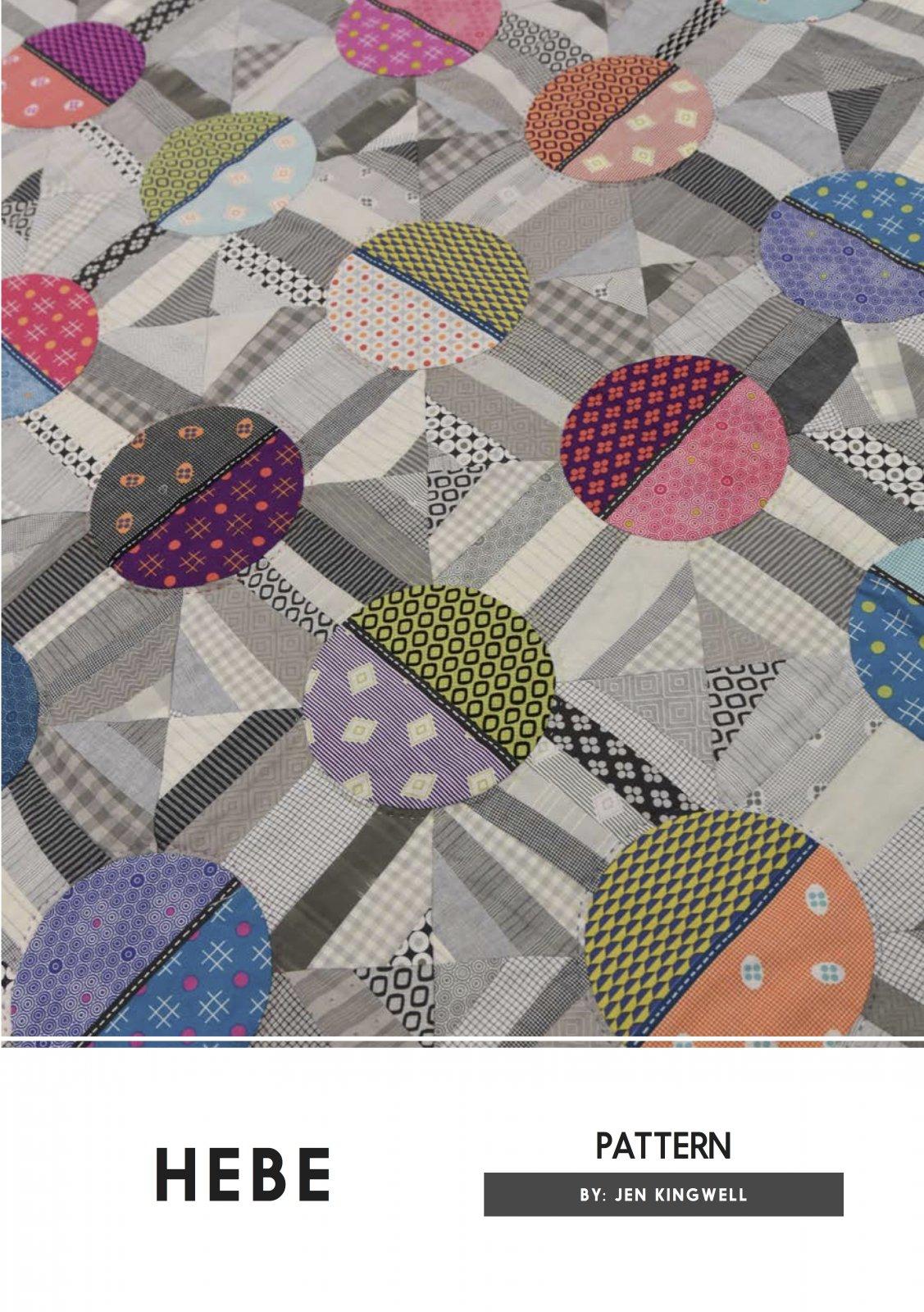 Hebe Pattern by Jen Kingwell Designs