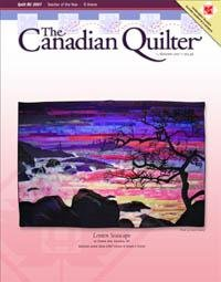 The Canadian Quilter Fall 2007