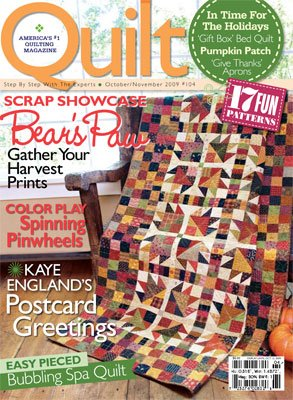 Quilt Issue 104