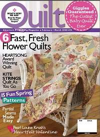 Quilt Issue 86