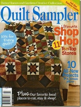 Quilt Sampler 2010