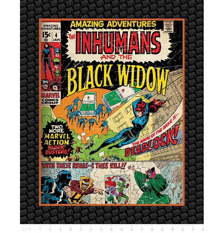 Black Widow Panel