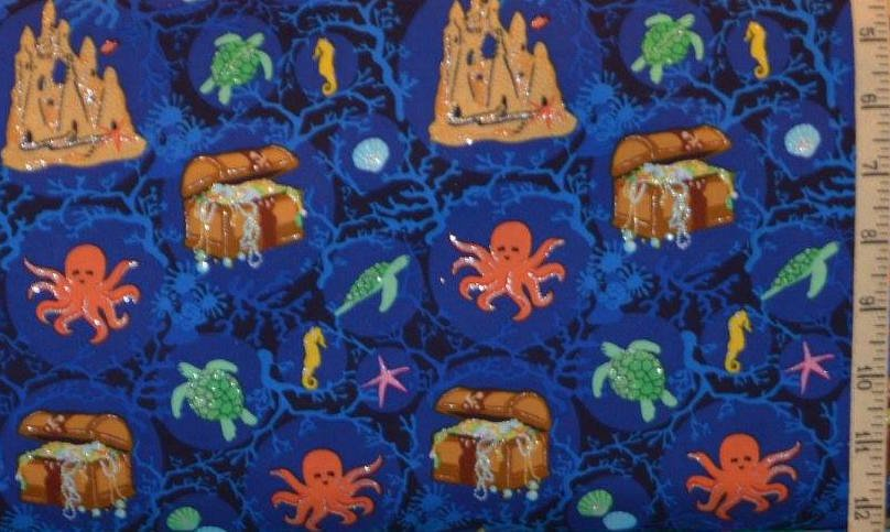 Children 39 s prints for Children of the sea fabric