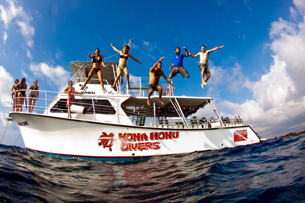 private dive charter boat