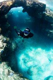 Freedive boat trip in kona hawaii