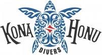 Kona Honu Divers Logo
