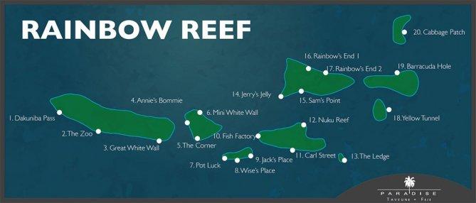 The Best Scuba Diving In Fiji Taveuni Resort