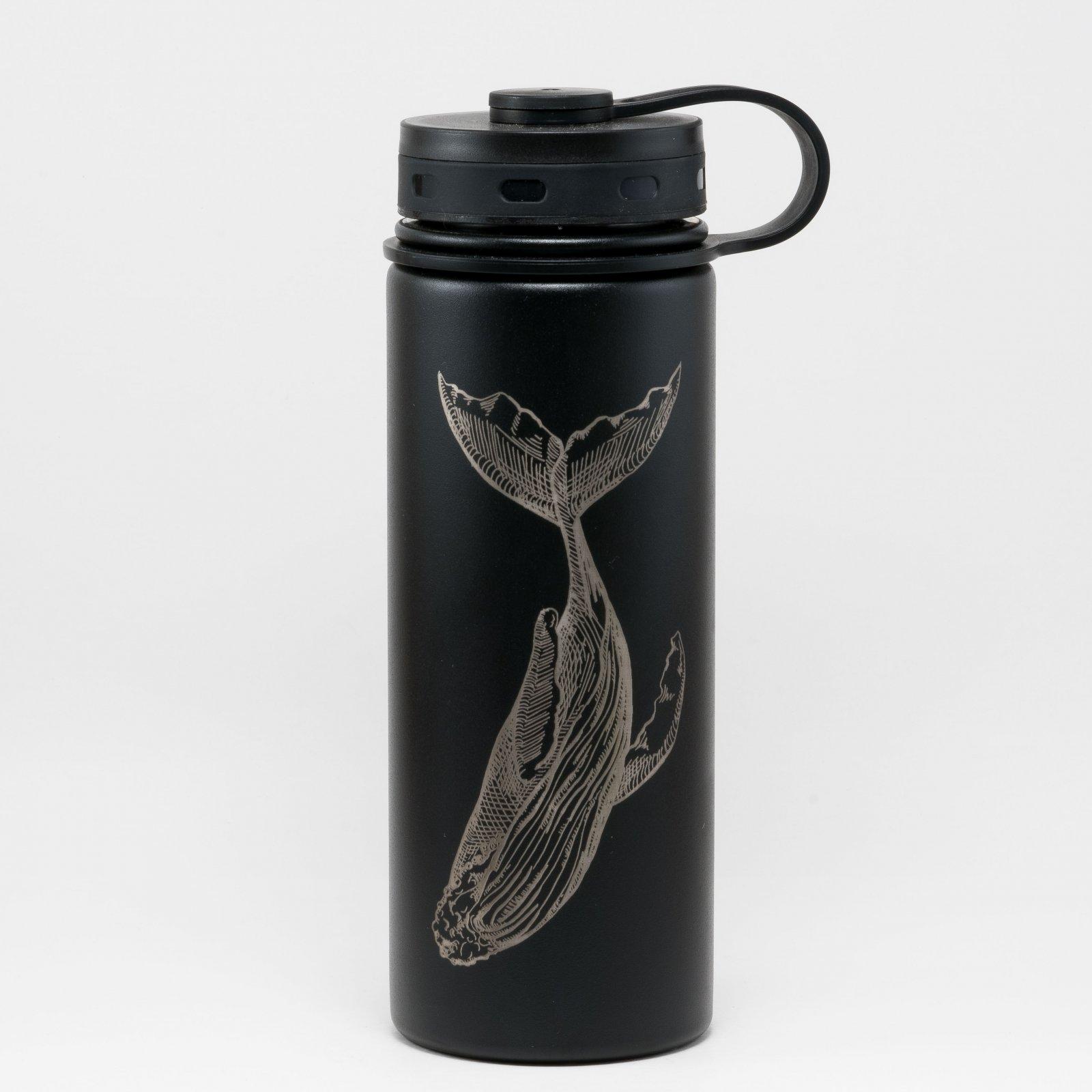 Humpback Whale 50/50 Bottle