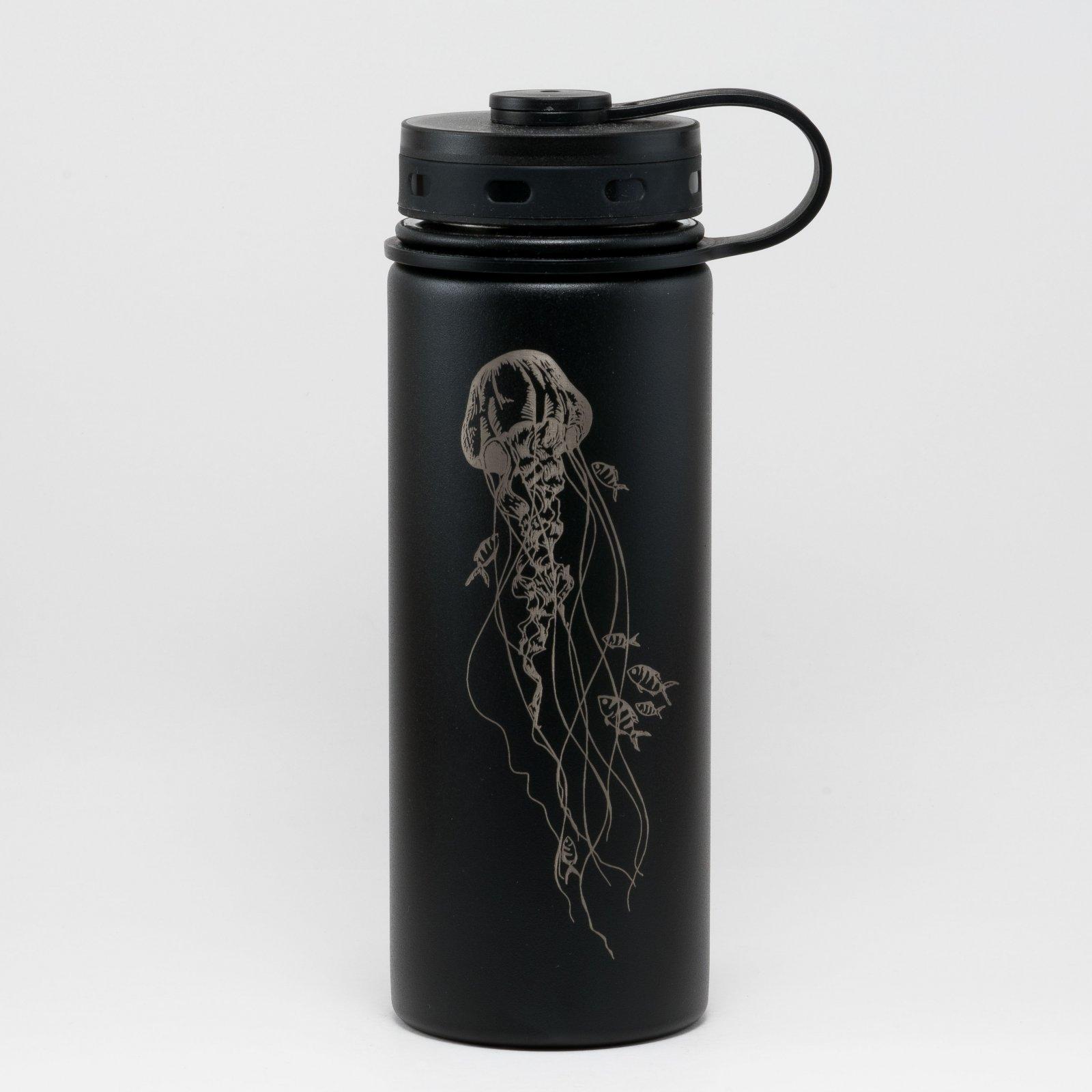 Jellyfish 50/50 Bottle