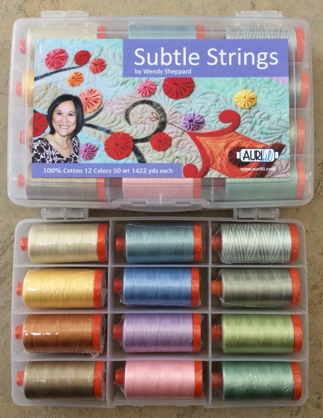 Wendy Sheppard's Subtle Strings