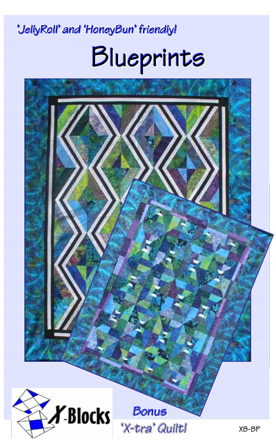 Quilt patterns using jelly rolls and 2.5-inch strips