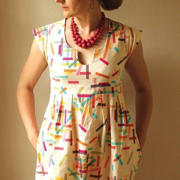 Washi Dress by Rae Hoekstra