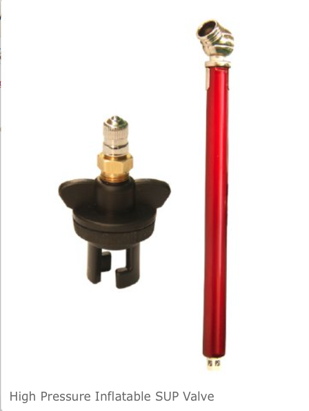 SUP High Pressure Inflation Valve Adapter
